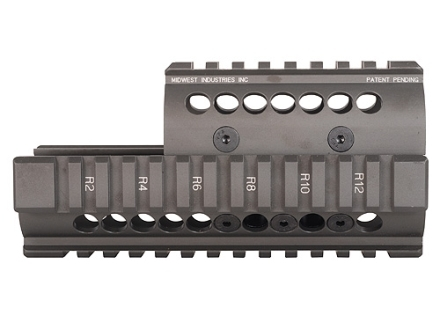 MI-AK SERIES  RAILED HANDGUARD OG