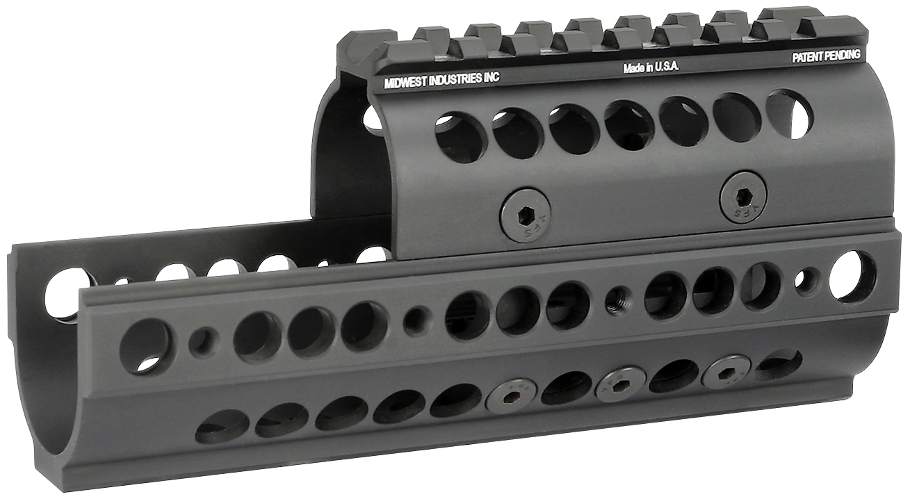 MI-AKSS-T1/VS SERIES  RAILED HANDGUARD